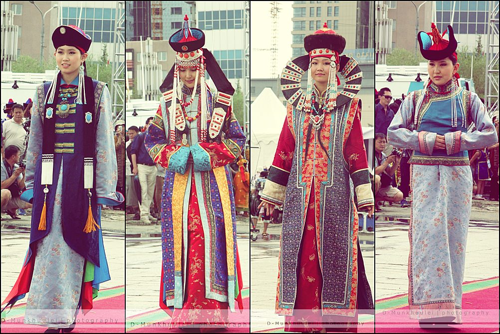 The Mongols in Deel – Traditional Costume Show