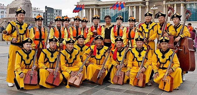 Mongolian Arts and Culture