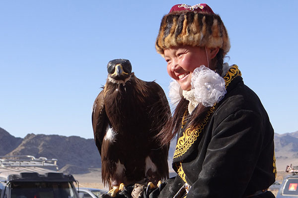 Golden Eagle Festival, Gobi Desert, Terelj & Hustai National Park
